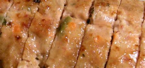 come cucinare il polpettone di carne macinata polpettone di carne al forno con pomodori grigliati