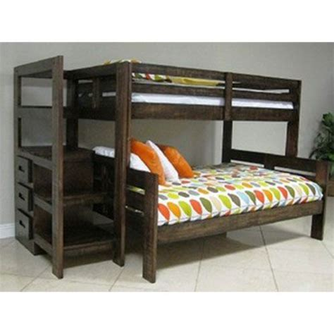 oak furniture west twinfull folding bunkbed furniture pinterest furniture storage