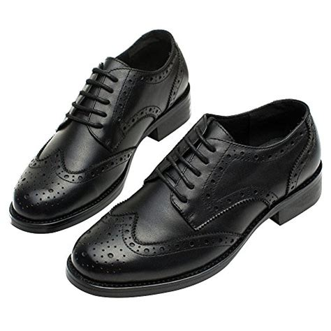 Brogue Pointed Oxfords rismart s brogue pointed toe wingtips work wedding