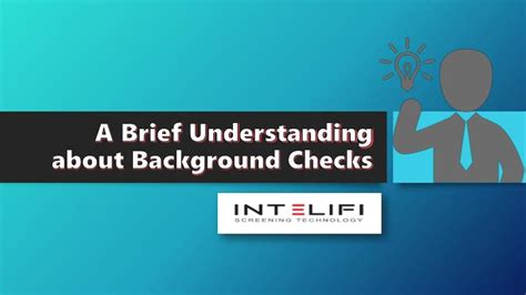Point Background Check Ppt A Brief Understanding About Background Checks Powerpoint Presentation Id 7393313