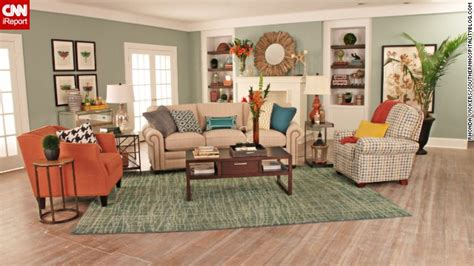 home decor orange spice up your home with orange decor cnn com