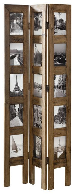 photo frame room divider standing panel photo decorated 4 quot x6 quot privacy screen room divider hd221922 rustic picture