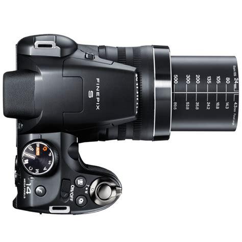 Fujifilm S 4500 fujifilm finepix s4500 bridgekameras im test