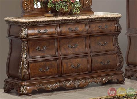 florence bedroom set florence traditional cherry sleigh bedroom set with