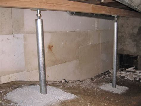 crawl space joist repair by the tri state foundation