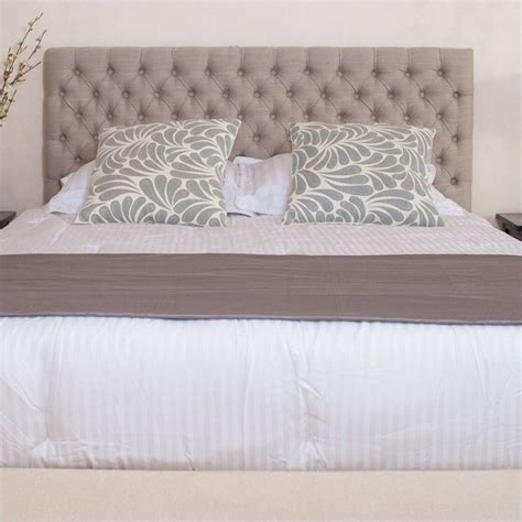 beige tufted headboard trent home mary adjustable queen full tufted panel