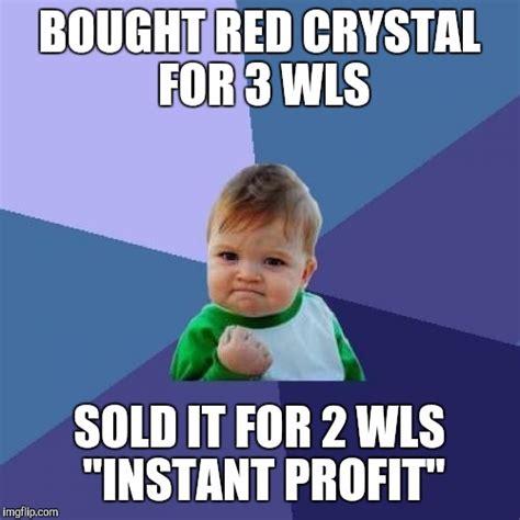 Profit Meme - success kid meme imgflip