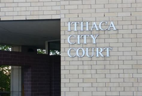 City Court Records Ithaca Court Records Stewart Ave Stabbing Stemmed From Deal Bad