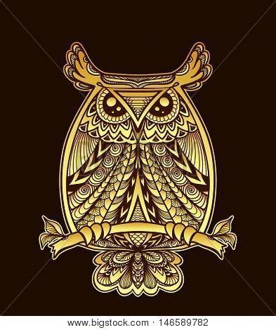 Owl Gold gold owl wallpaper gallery