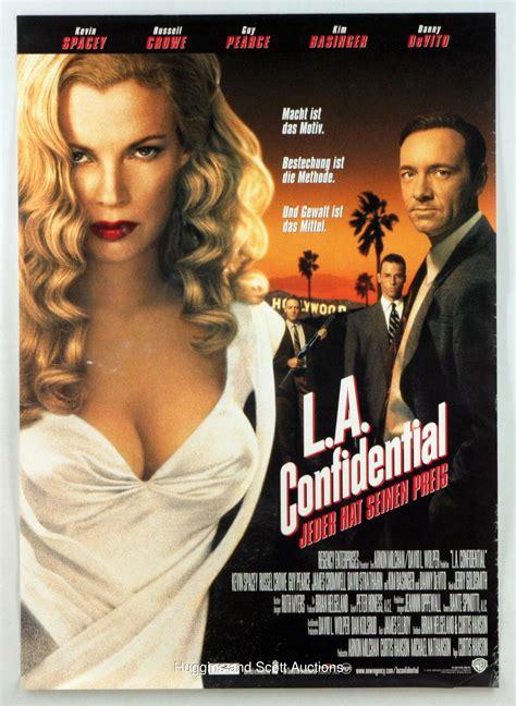 Novel Import La Confidential l a confidential golden globes
