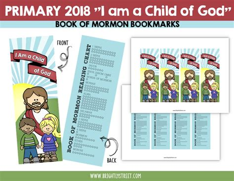 i am a child of god 2018 books i am a child of god lds primary 2018 brightly