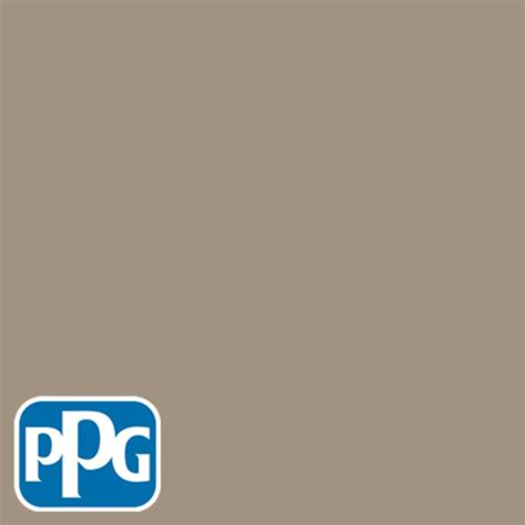 ppg timeless 1 gal hdppgwn25 neutral wheat flat exterior one coat paint with primer hdppgwn25x