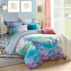 teal and purple bedroom the astounding wallpaper is other