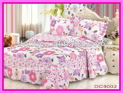 colchas edredones baratos 2014 nuevo dise 241 o acolchado colchas hoja de cama de