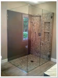 mirror shower door ames glass and mirror sassman glass and mirror