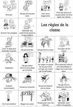 1000 images about ecole r 200 gles de vie on