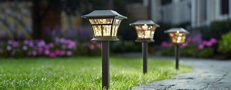 lighting stunning outdoor lighting feature   solar