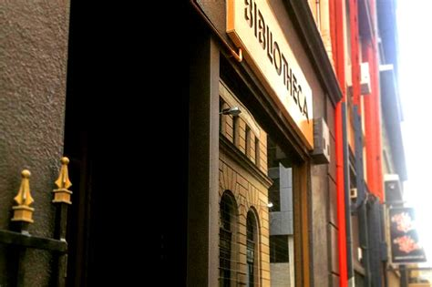 Top Bars In Adelaide by The Bibliotheca Bar Book Exchange Best Bars