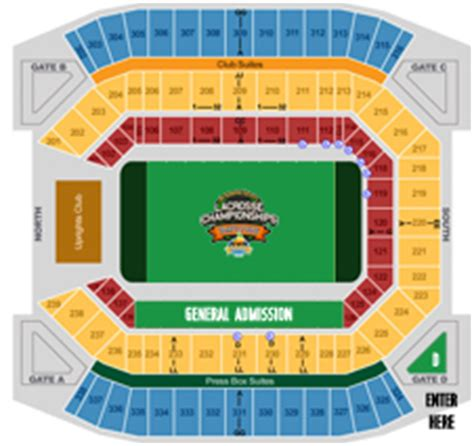 citrus bowl stadium seating map florida citrus bowl seating chart memes