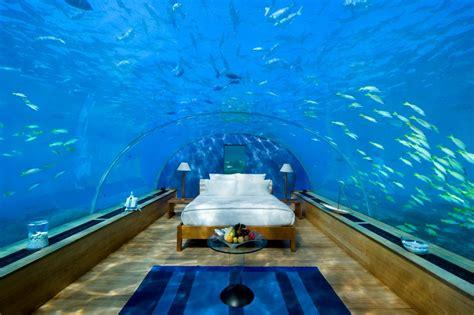 Underwater Hotel   First Underwater Hotel Suite
