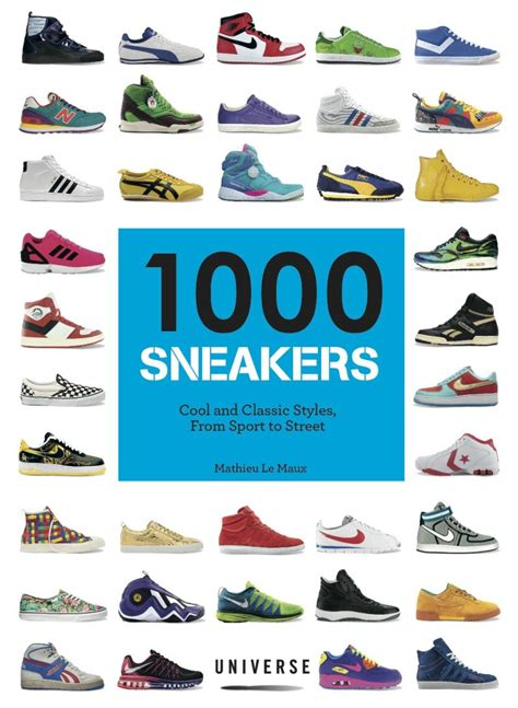1000 sneakers book sole collector