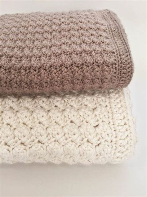 crochet pattern chunky yarn chunky crochet baby blanket crochet baby blanket pattern