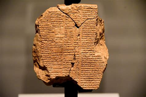 The Epic Of Gilgamesh file the newly discovered tablet v of the epic of