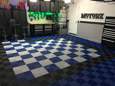 garage flooring design garage flooring tiles l swisstrax garage flooring