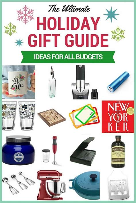 holiday gift guide 2015 ideas for all budgets well