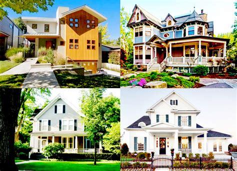 desain rumah orang amerika desain rumah gaya amerika terbaru modern dan klasik