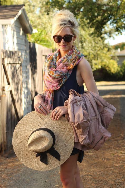 6 creative ways to wear a scarf for summer glam radar