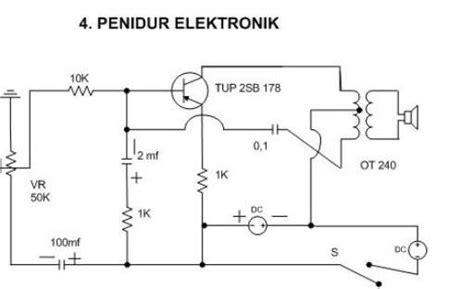 Kit Sensor Line Follower Analog 14 Sensor rangkaian penidur elektronik sederhana