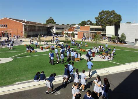 Landscape Architecture High School Courses Dandenong Education Precinct Dandenong Australia