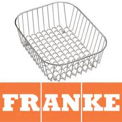 Kitchen Sink Drainers Baskets Franke Stainless Steel Kitchen Sink Drainer Basket 112 0008 448
