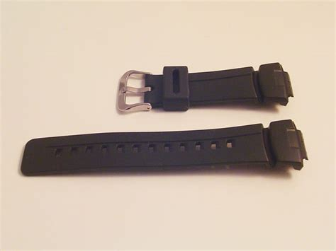 Digitec G Shock Rubber Black List Original new 100 original casio g shock g2300 black rubber resin band s87b ebay