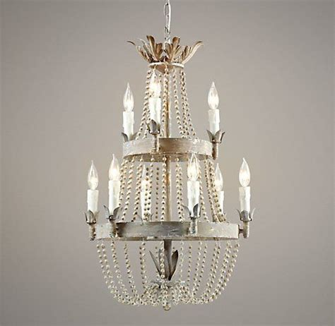 Restoration Hardware Baby Chandelier The World S Catalog Of Ideas