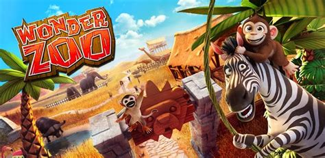 game wonder zoo mod apk data wonder zoo animal rescue apk game apps game