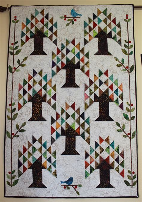 tree of quilt