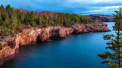 silver bay mn boat tours tettegouche state park activities explore minnesota
