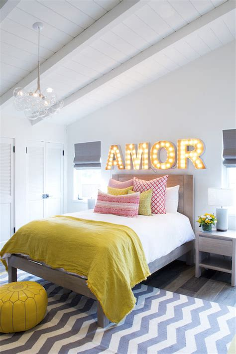 yellow and pink bedroom ideas bedrooms vertical wall letters design ideas