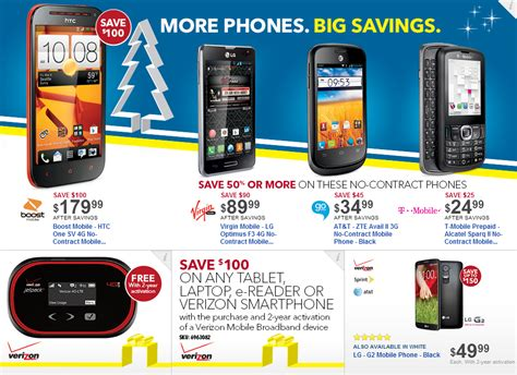 Best Buy Mobile Gift Card Offer - best buy releases early look at black friday deals offers discounted smartphones