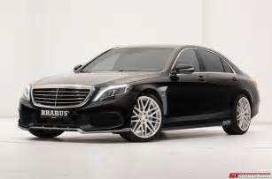official 2014 brabus mercedes s class with 730hp