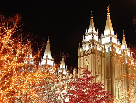 salt lake temple christmas lights a version of this same