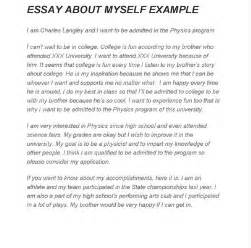 About Myself Sample Essay Do My Evolution Homework For Me Q Amp A Essays Www