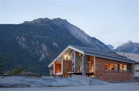 Rénovation contemporaine d'un chalet de montagne   France Montagnes   Site Officiel des Stations