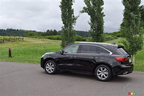 2014 acura mdx car reviews auto123