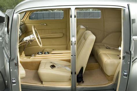 1940 Ford Interior by 1940 Ford Custom Deluxe 4 Door Sedan 96102