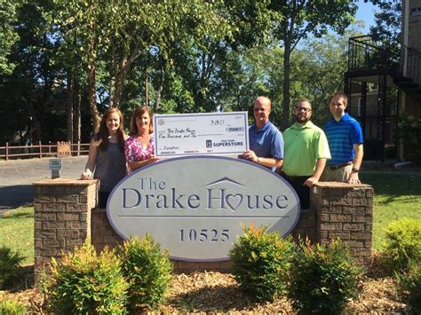 drake house roswell pga tour superstore awards 5 000 to the drake house roswell ga patch
