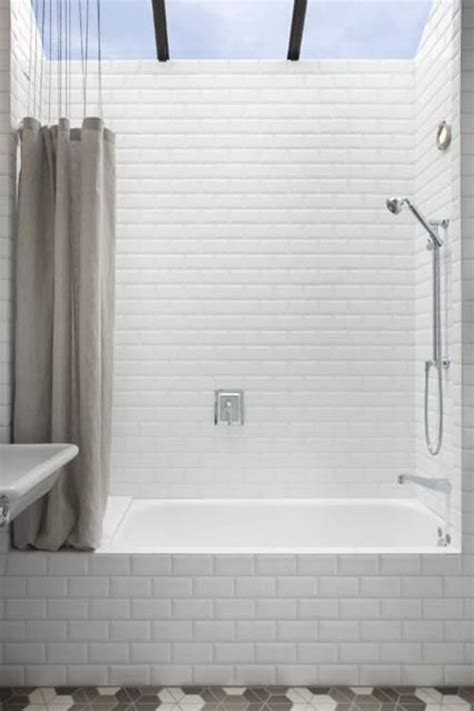 tile over bathtub surround 29 white subway tile tub surround ideas and pictures