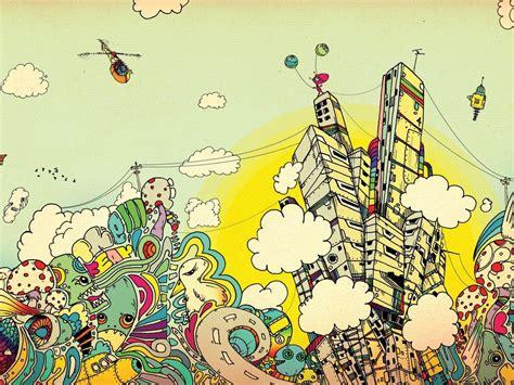 colorful cartoon wallpaper graffiti wallpapers part 1 weneedfun